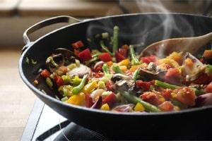 Verduras lasaña vegetariana KromaNutrición