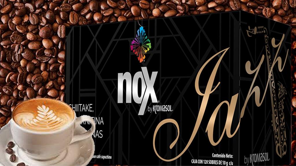 Nox by Kromasol quemador de grasa sin cafeína