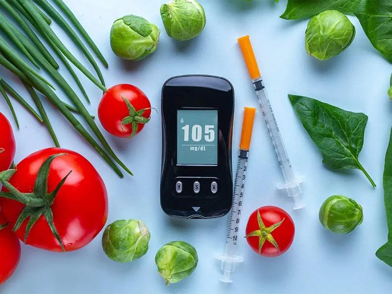 Dieta para diabetes tipo 2