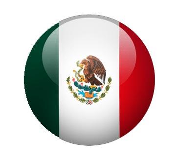 Logo México  Distribuidor Kromasol